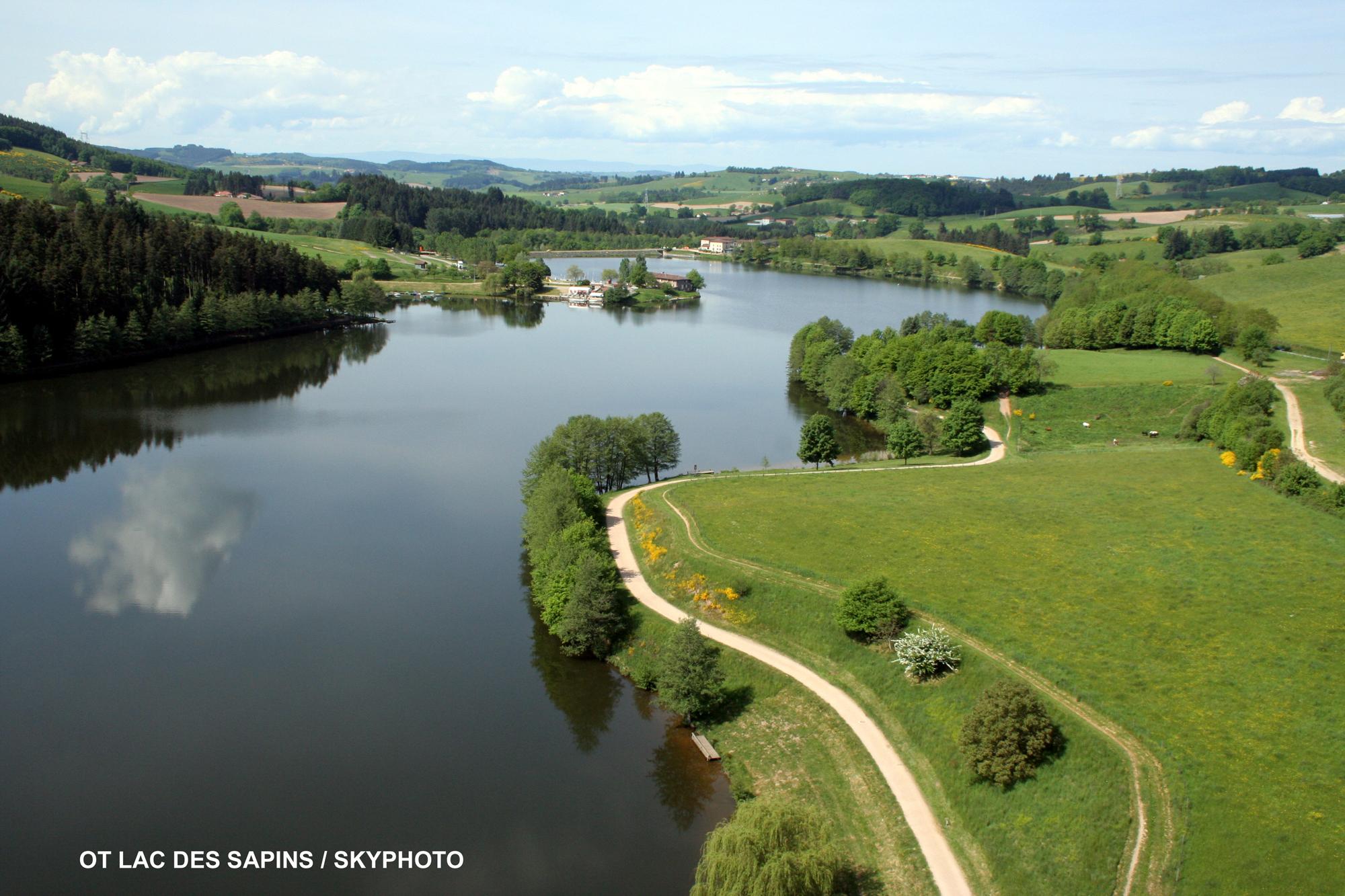 P che au lac des sapins beaujolais vert site officiel for Acheter des carpes