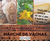 Marché de Vagnas - Vagnas
