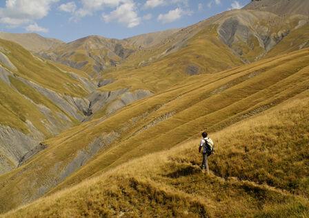 Sentier de randonnée - La Grave - © @Chemins d'Avant