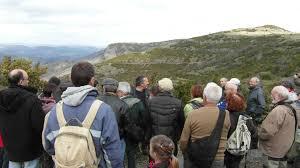 Events…Put it in your diary : Balade géologique et visite de la carrière Lafarge à Rompon