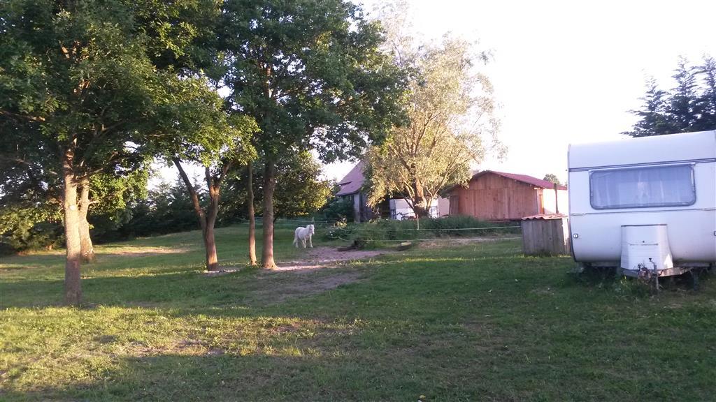 Camping du ranch - Ygrande Emplacement Ⓒ Camping du ranch