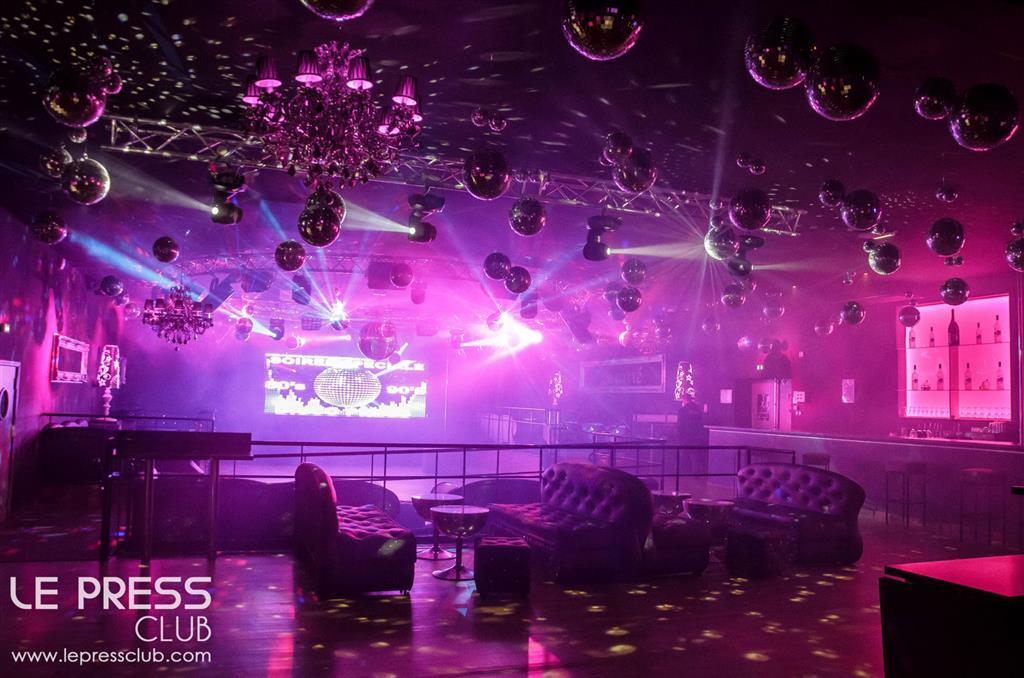 Le Club Ⓒ www.lepressclub.com