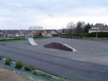 Roller-skate Rampe Ⓒ Mairie - 2014