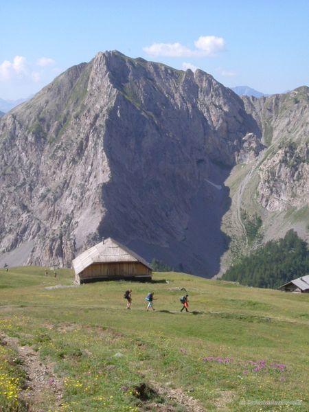 Bureau Montagne L'Eyssina - © Bureau Montagne L'Eyssina