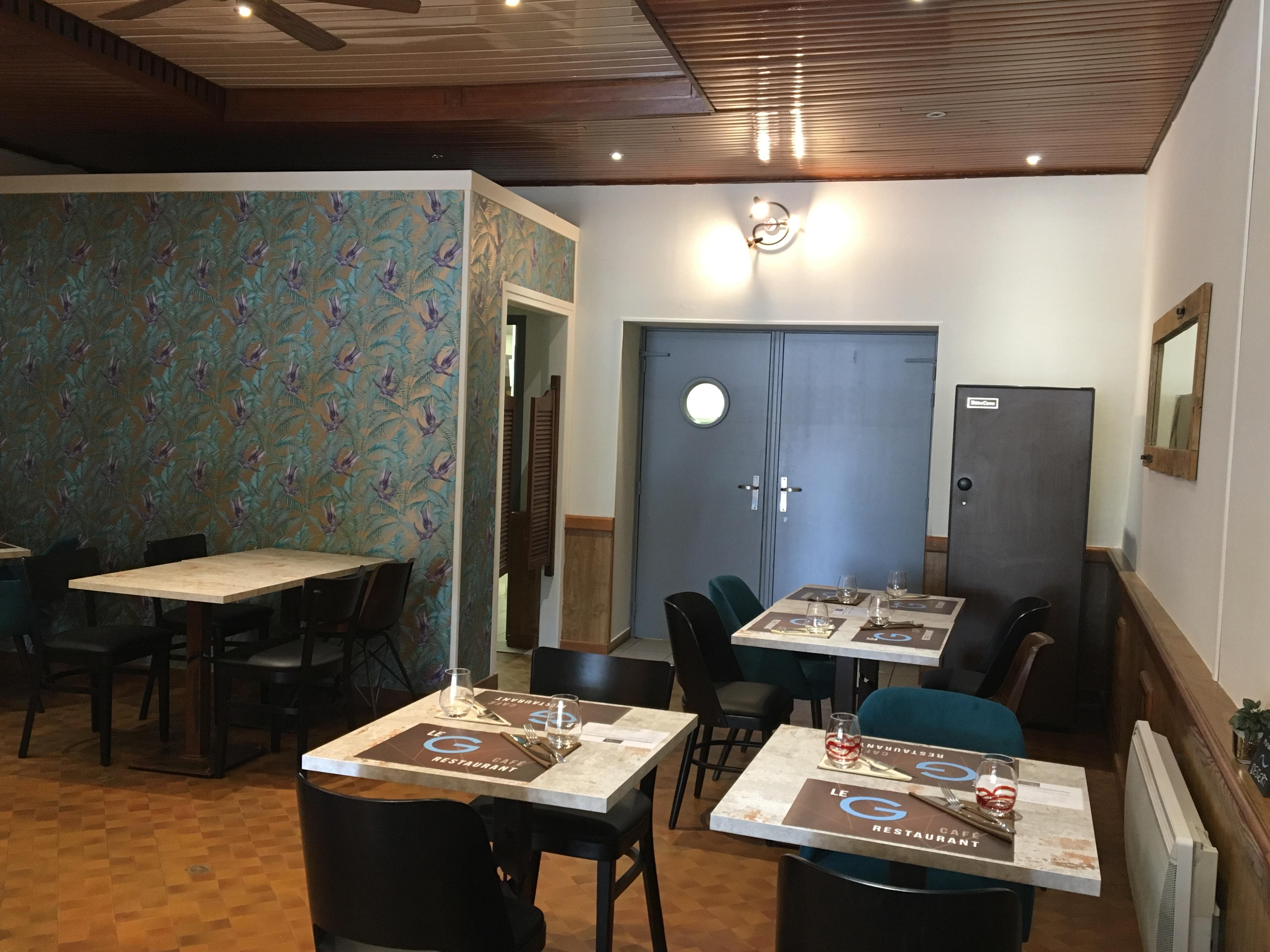 Restaurant le G - Salle