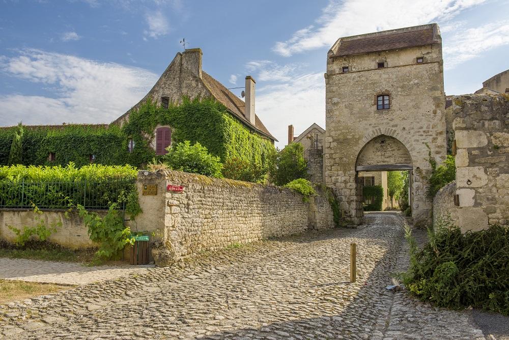Village de Charroux Ⓒ Luc Olivier
