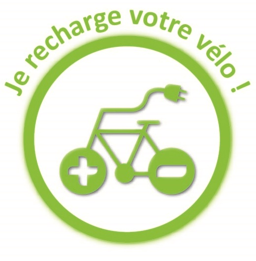 Je recharge votre vélo