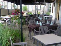 Hôtel-restaurant du Bourbonnais Terrasse Ⓒ Site internet hôtel