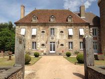 Château de Sallebrune Façade Ⓒ Château de Sallebrune - 2017
