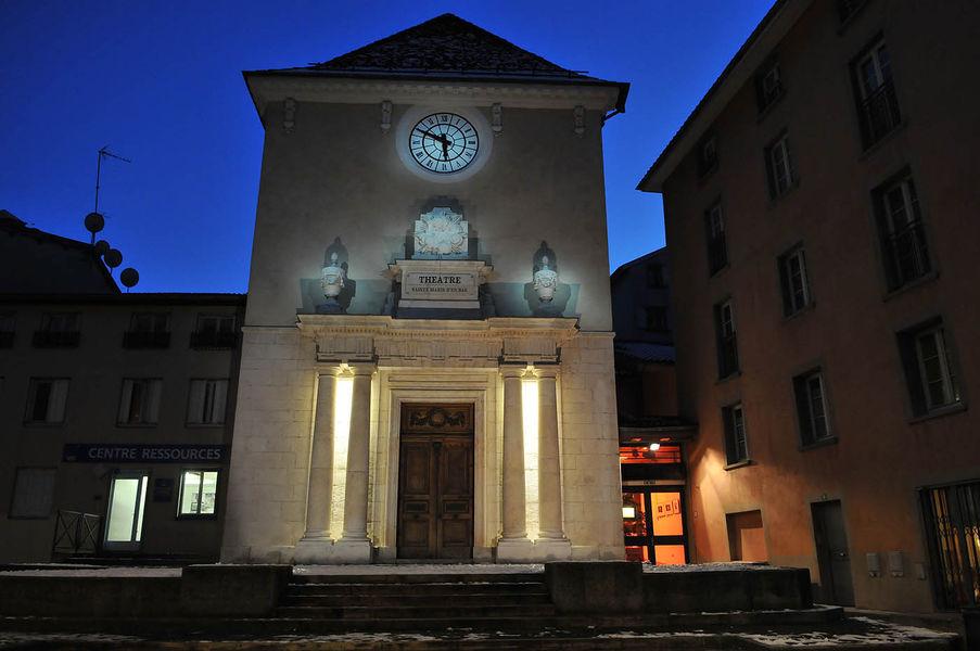 Chapelle Sainte-Marie d'en Bas