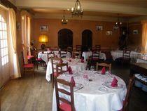 Hôtel-restaurant du Bourbonnais Salle de restaurant Ⓒ Site internet hôtel