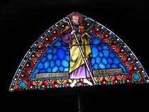 Alain Gautier - Vitraux Saint Alexandre - Église de Rougnat Ⓒ Alain Gautier