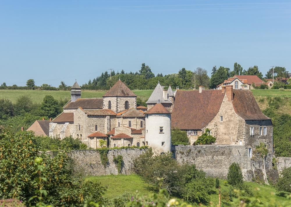 L'Abbaye de Chantelle Ⓒ Luc OLIVIER