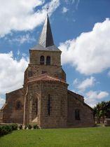 Eglise Saint-Laurent Bâtiment Ⓒ Mairie Sazeret - 2013