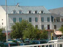 Hôtel de la Gare Façade Ⓒ Hôtel de la Gare