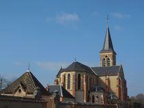 Balade champêtre autour de Beaulon Eglise de Beaulon Ⓒ Alexis Gamond