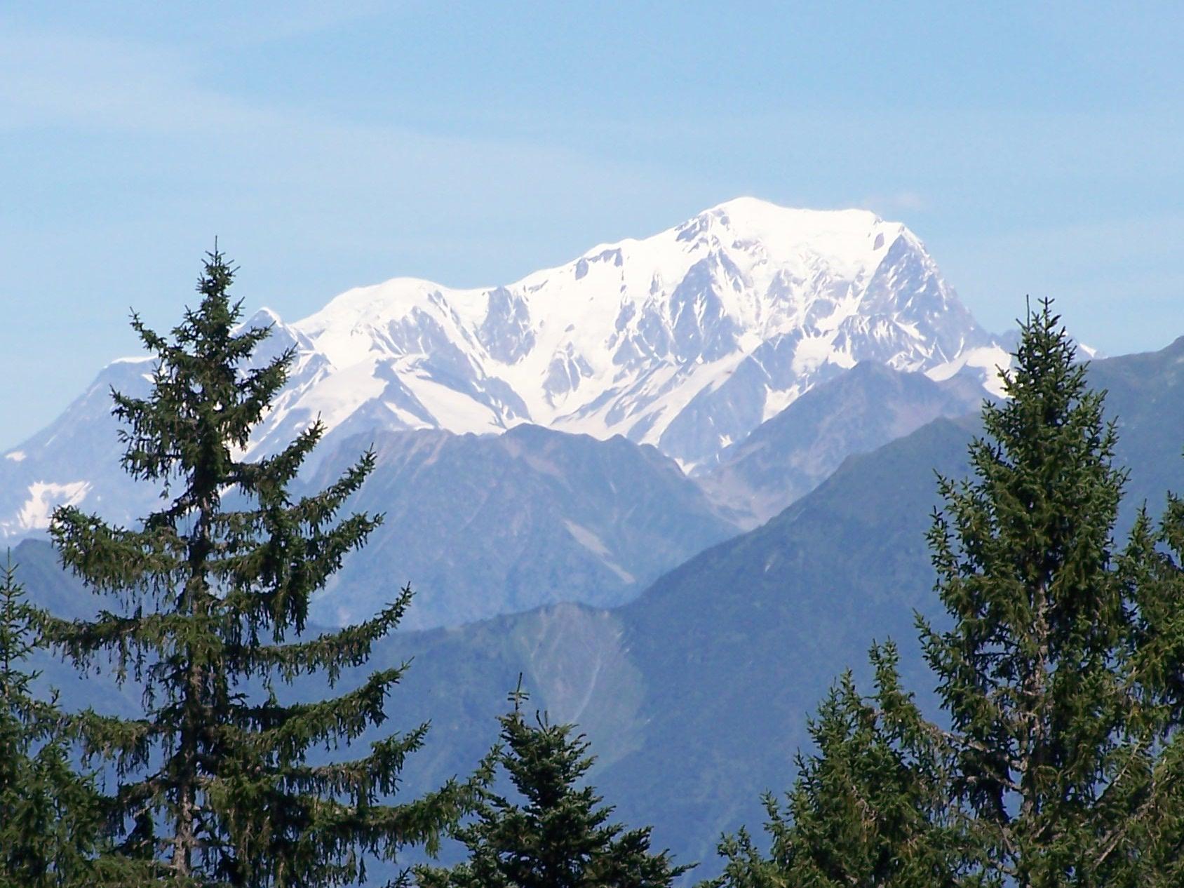 Mont Blanc de la Jasse