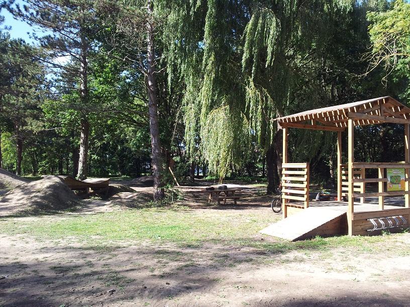 Bike Park Rampe Ⓒ Direction Sports jeunesse mairie Montluçon - 2016
