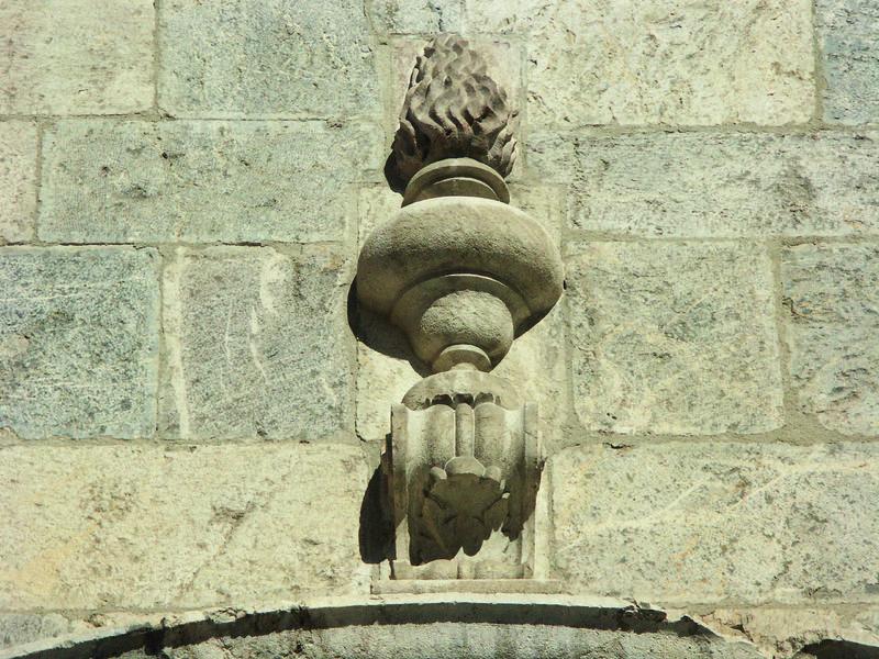 Vases à feu - � Ville de Briançon - Service du Patrimoine