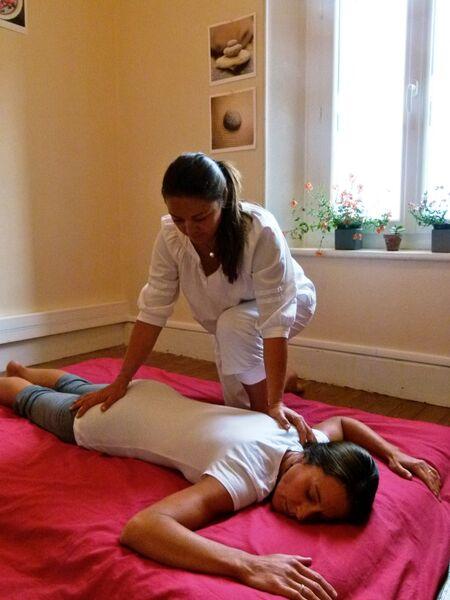 Chaix Marion - Massage Shiatsu