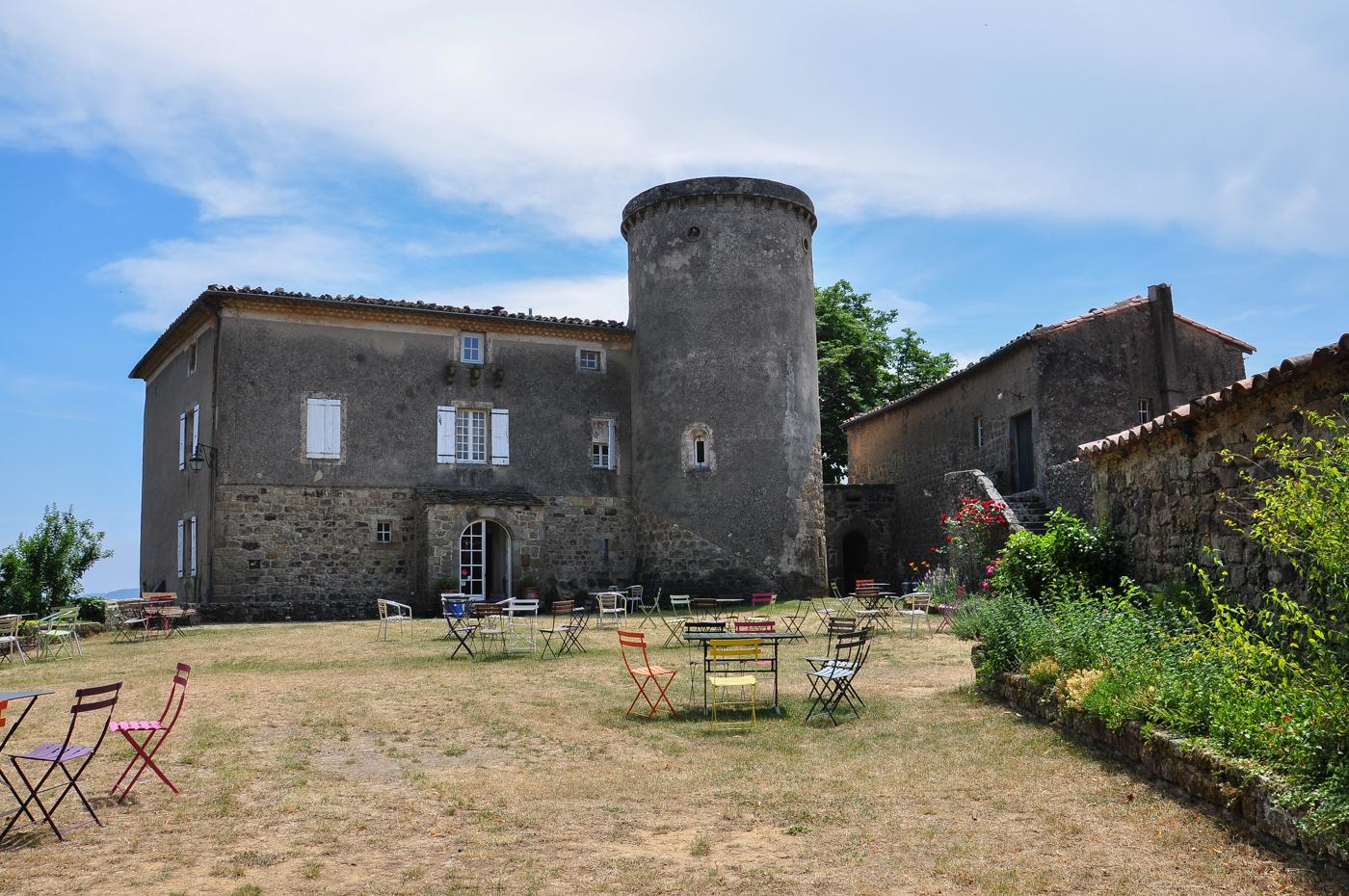 Château de Liviers : Gîte du Château