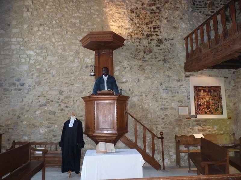 Musée du Protestantisme Dauphinois - Le Poët Laval