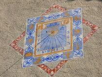 Rosans cadran solaire (1) ©Office de Tourisme Sisteron Buëch