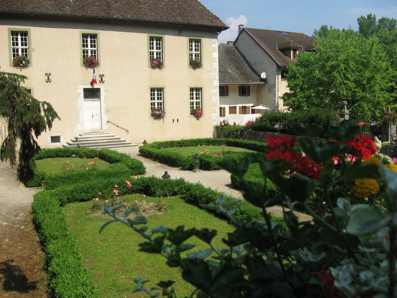 Maison de Boigne et ses jardins
