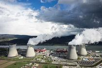 Centrale nucléaire EDF de Cruas Meysse