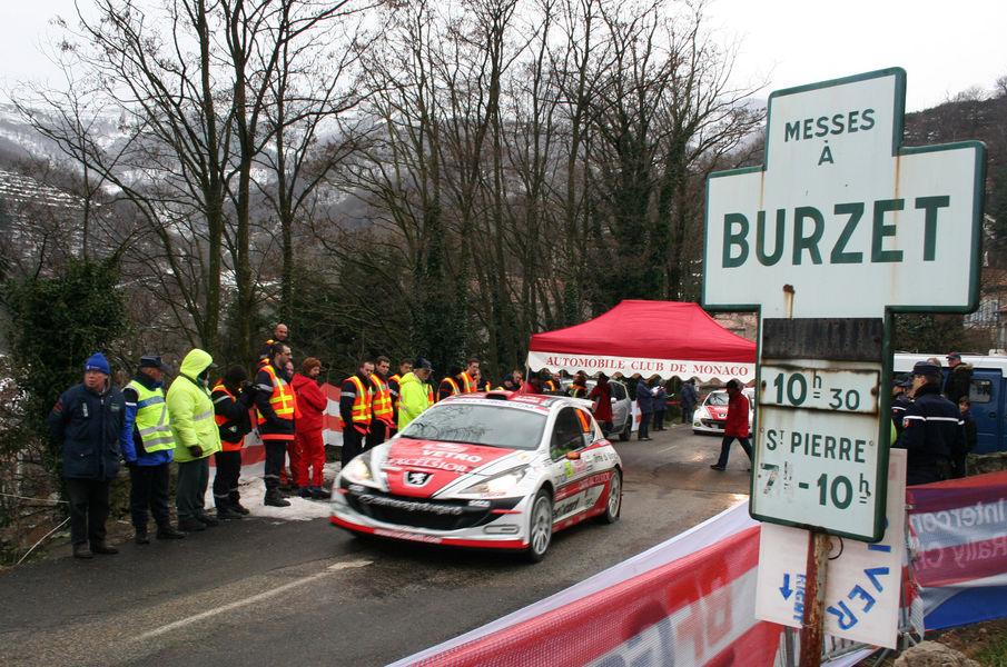 23 Rallye national PEA de l'Ardèche - Burzet