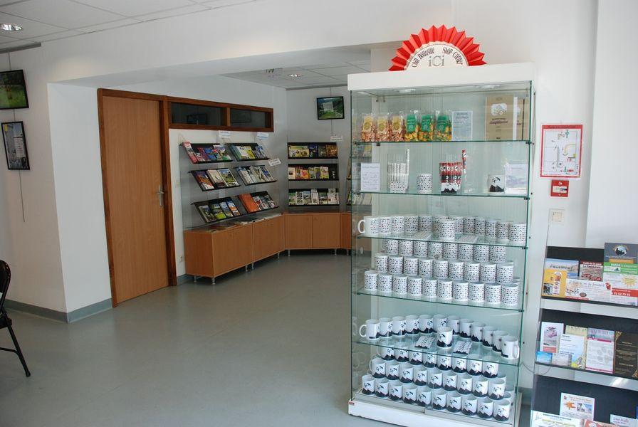 Bureau d'information touristique Vizille
