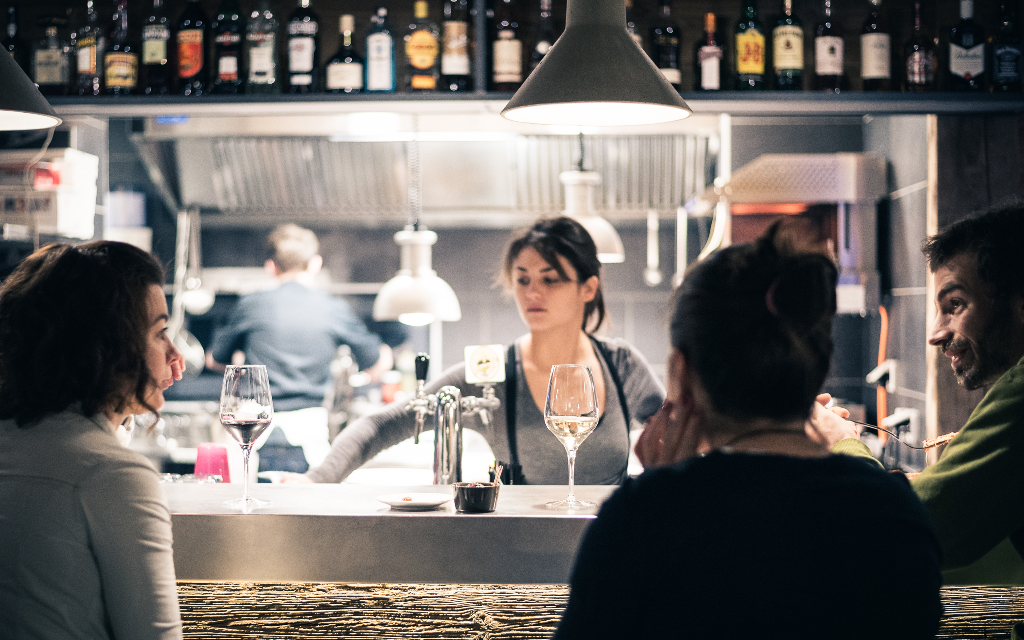 L 39 alta restaurant pizzeria wine bar champ ry champ ry for Champery restaurant