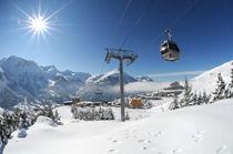 Domaine skiable Orcières Merlette - © Gilles Baron