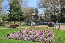 Fleurissement parc de Verdure - Fabien (25)