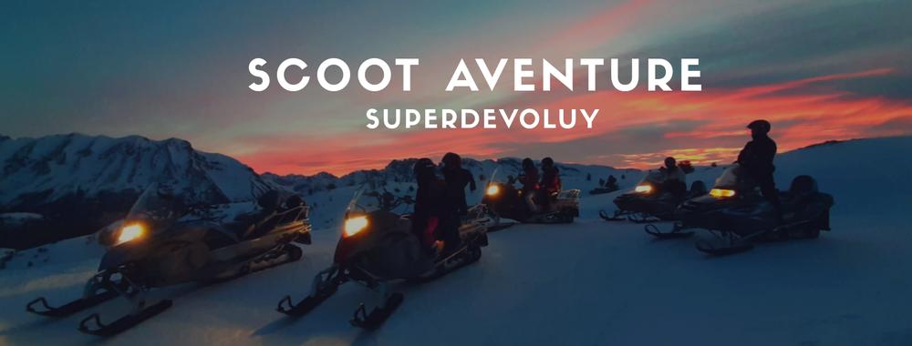 Scoot Aventure Superdévoluy