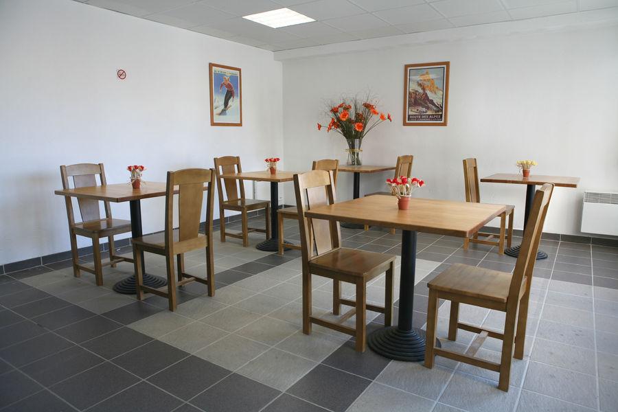 Salle de petit déjeuner - © SEML