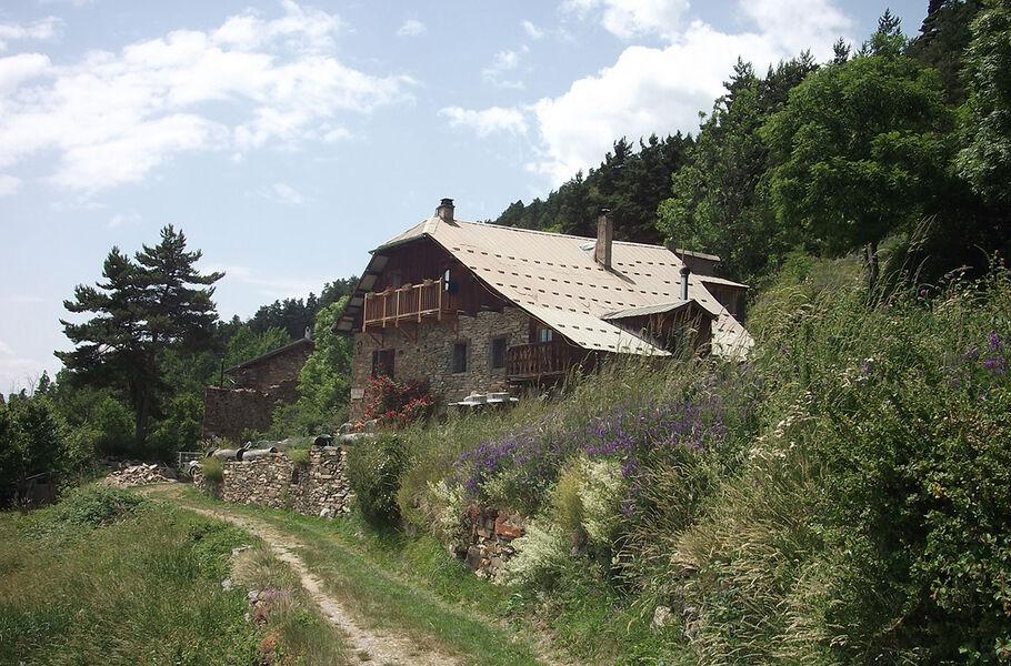 Git'auberge Pinfol -Réotier -Queyras