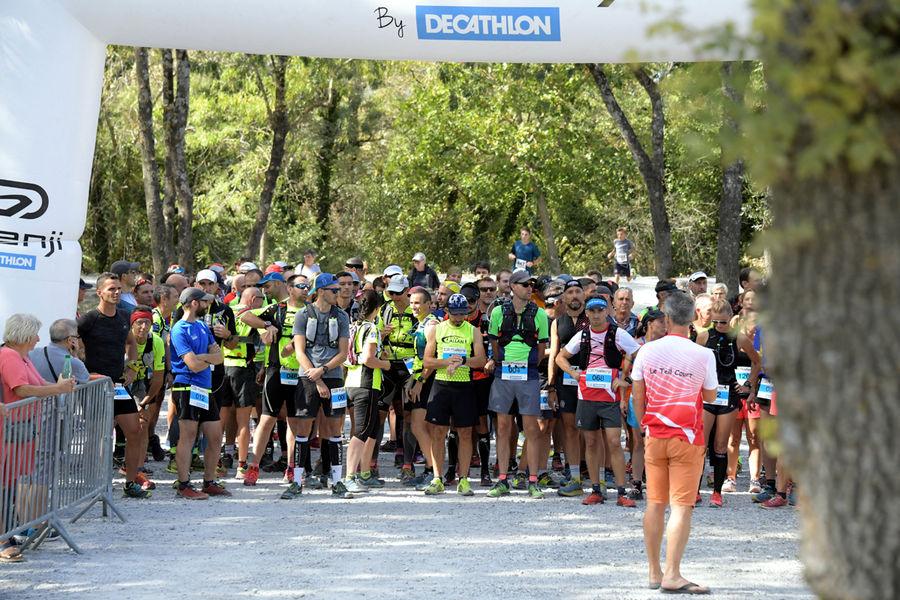 5e édition du trail du Montagut - Alba-la-Romaine