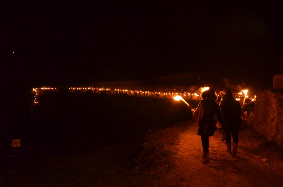 Retraite aux flambeaux -