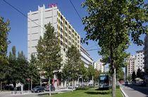 Mercure Centre Grenoble vu Boulevard Joffre