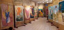 Les anges musiciens - Exposition de peinture à St Bonnet le Château