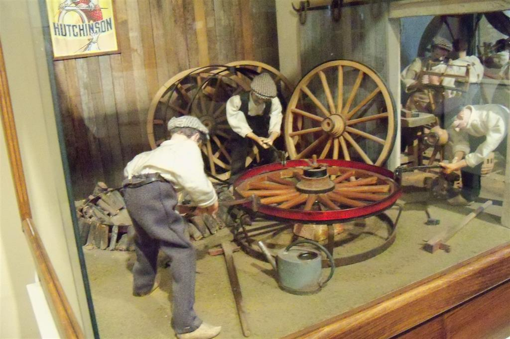Musée des maquettes - Vallon Roues Ⓒ Vallon arts et traditions