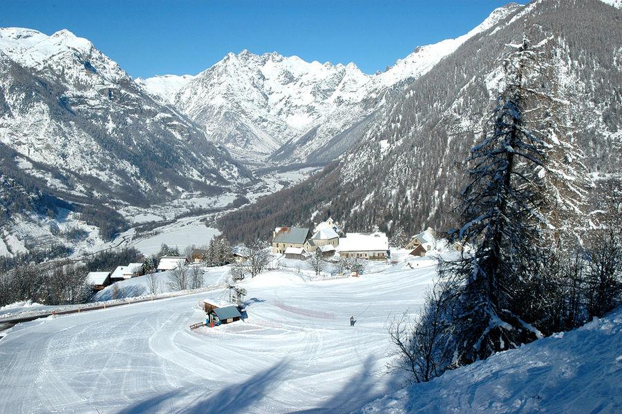 Domaine skiable de Serre-Eyraud - © Gilles Baron