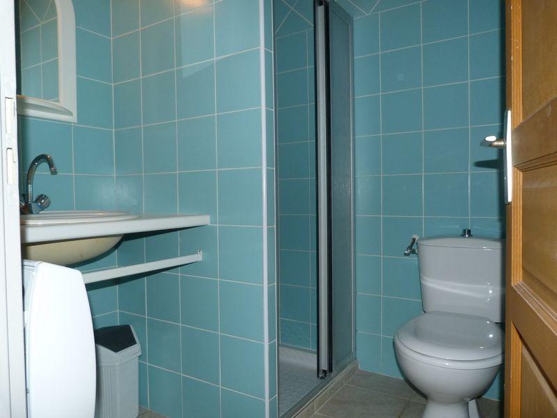 Salle d'eau Meublé L'Establa Location Ancelle