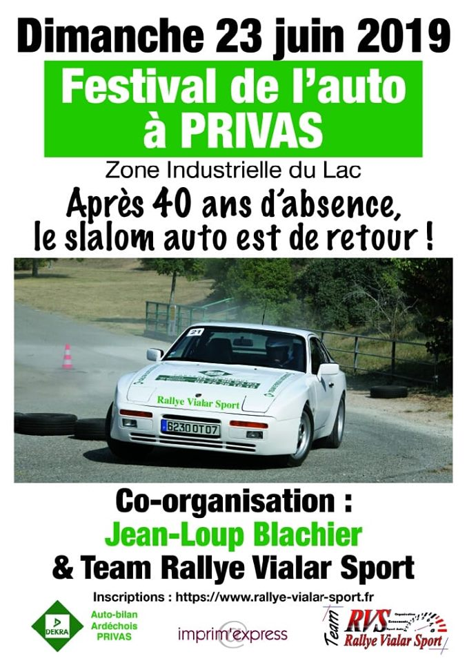 Events…Put it in your diary : Festival de l'Auto
