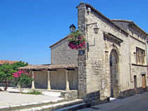 ancienne église - haut -livron