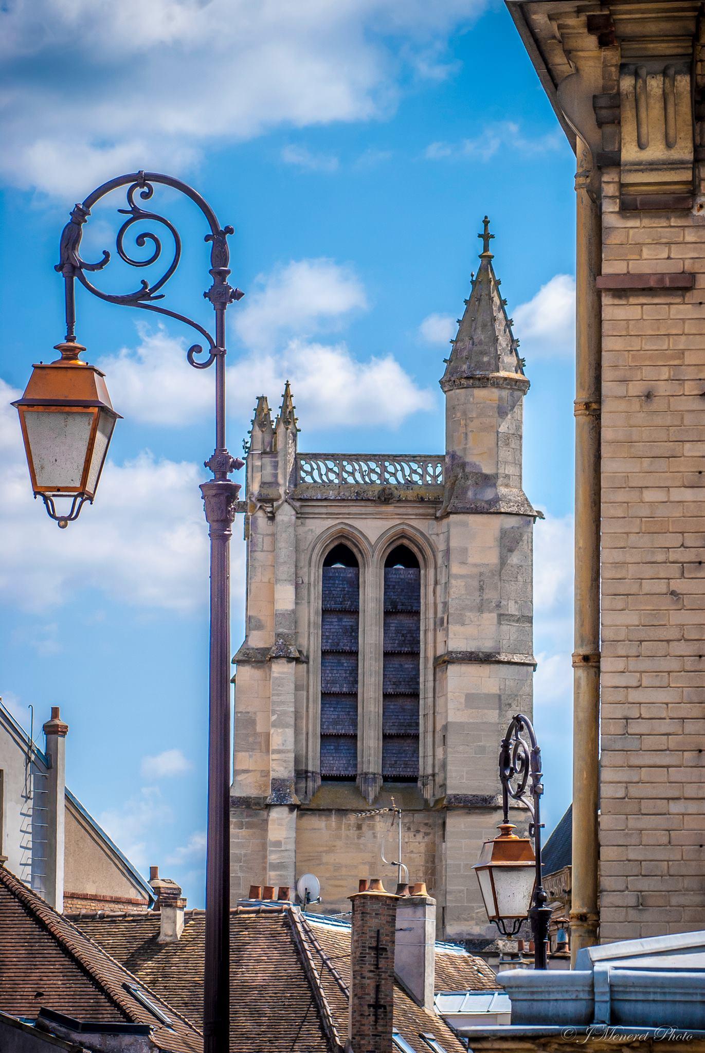 Eglise Saint-Aspais - © Julien Meneret
