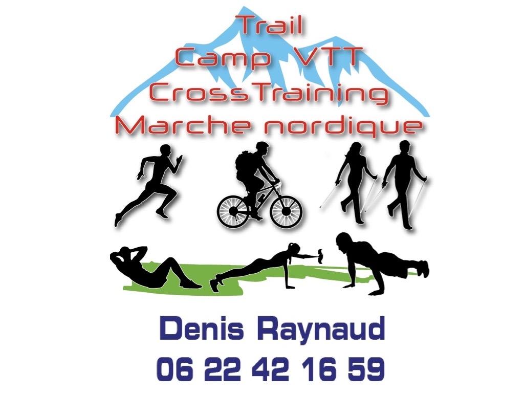 Marche nordique avec Denis Raynaud