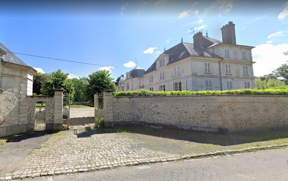Château du Martroy à Chaucinin-Neufmontiers