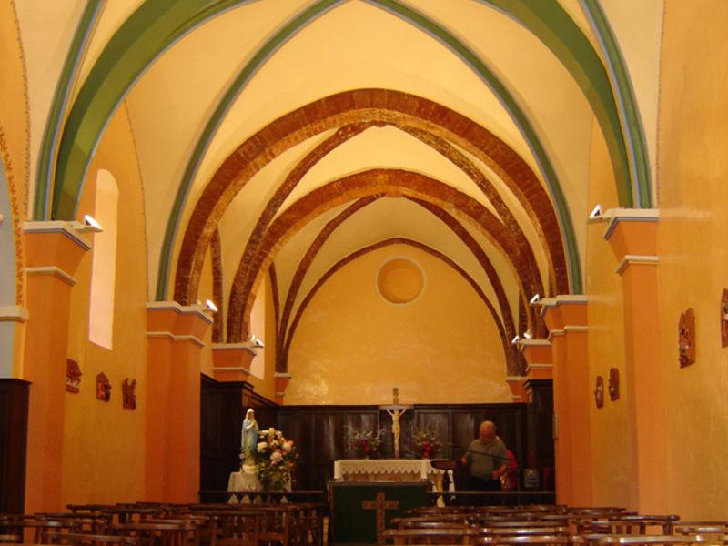 Notre-Dame des Charbonnaux Jarrie